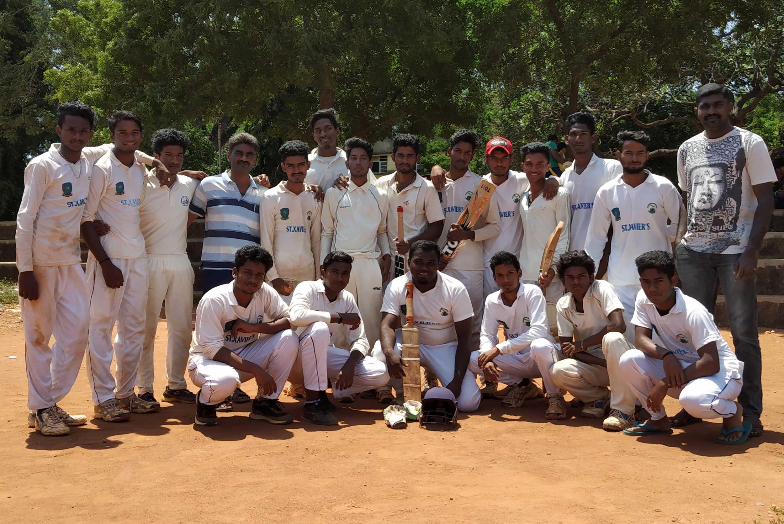 Zonal Cricket Runners