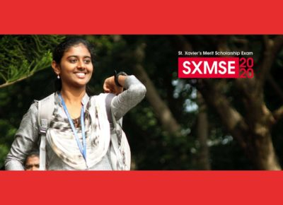 St. Xavier's Merit Scholarship Exam