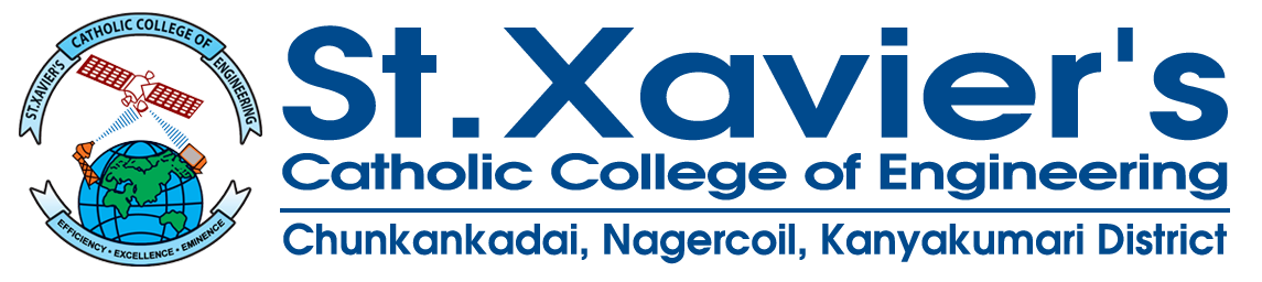 College Logo with Name