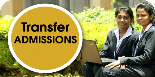 Admission-Transfer