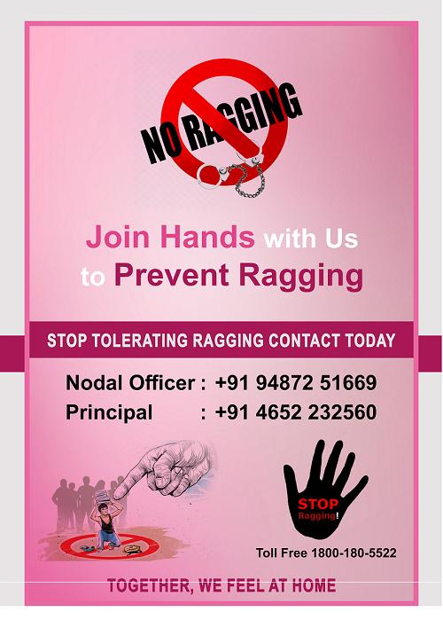 No Ragging-2