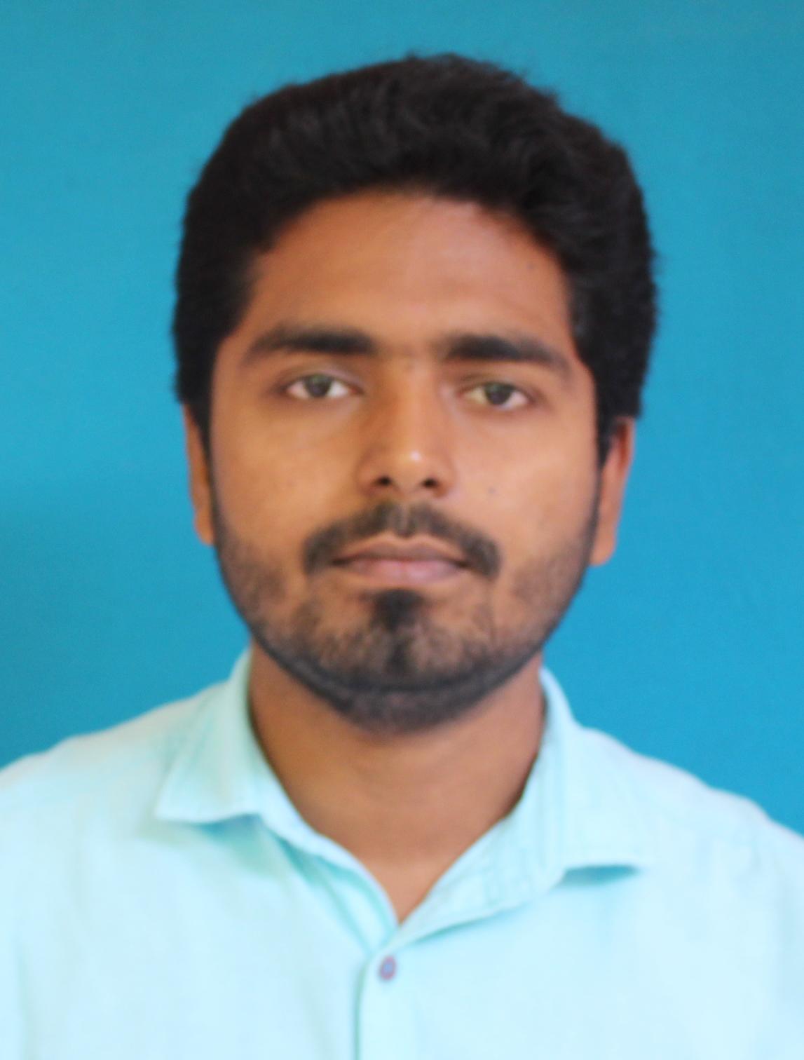 Vino Shankar. S. A